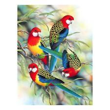 Bird 5d Round Diamond Painting Embroidery DIY Cross Stitch Craft Home Wall Decor