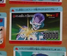 DRAGON BALL Z DBZ AMADA PP PART 14 CARD CARDDASS CARTE 583 MADE IN JAPAN **