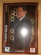 HERO ATTAX MARVEL cinematografico Universe MIRROR-Scheda n. 33 Happy Hogan Figurina