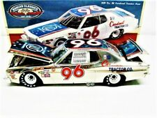 Dale Earnhardt 2011 ACTION 1:24 #96 Cardinal Tractor Ford Torino Color Chrome