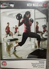 Les Mills BODY PUMP RELEASES $8.00 S&H! ONLY 3 LEFT!