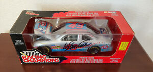 Signed Bobby Hamilton 1996 STP 25th Annivers. #43 Racing Champions 1:18 Diecast
