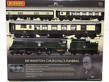 Hornby R3300, Sir Winston Churchill's Funeral Train Train Pack