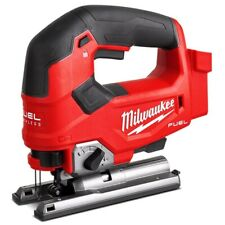 Milwaukee M18FJS-0 18V Li-ion Cordless Fuel D-Handle Jigsaw - Skin Only
