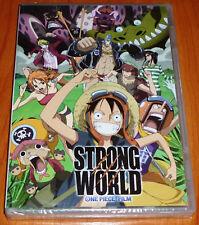 ONE PIECE : STRONG WORLD - Japonés Español DVD R2 Precintada