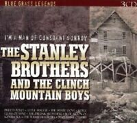 The Stanley Brothers - I'm A Man Of Constant Sorrow  3 CD 42 Tracks Country New