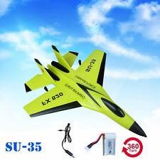 RC Jet Helicopter Plane Airplane Sukhoi SU-35 Radio Remote Control 3.5CH RTF EPP