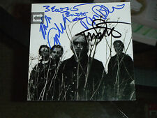 TOM PETTY AND THE HEARTBREAKERS SIGNED ECHO CD COVER