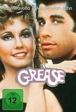 Grease - John Travolta  Olivia Newton John - DVD - OVP - NEU