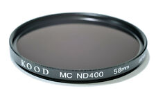 Kood Big Stopper ND400 Multi coated 58mm Made in Japan