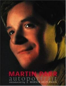 Autoportrait by Martin Parr (2002, Hardcover)