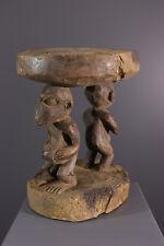 BULU STOOL AFRICAN TRIBAL ART AFRICAIN ARTE AFRICANA AFRIKANISCHE KUNST **