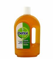 Dettol Liquid Chloroxylenol 4.8% Antiseptic Disinfectant, 25 Oz 750ml