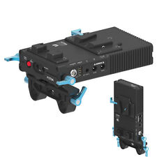 FOTGA DP500III V-Mount Lock BP Battery Power Supply Plate Station for 7D 5D2 5D3
