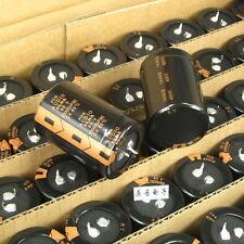 2pcs Original ELNA  10000uF 80V Audio Top Power Electrolytic Filter Capacitor