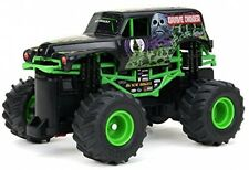 Bright 1:43 Scale Radio RC Remote Control Monster Jam Grave Digger Truck