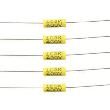 5 - Metallized polyester capacitors tube amp .01uF 400V