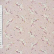 Jersey Einhorn rosa 1 60m breite