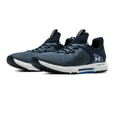 Under Armour Mens Hovr Rise 2 Running Shoes Trainers Sneakers Blue Sports Gym