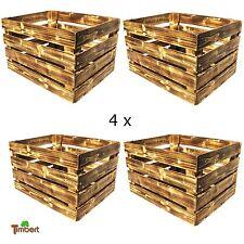 4x Douille e14 FLAMBOYANT CAISSE DE FRUITS Caisse de pommes Rustique