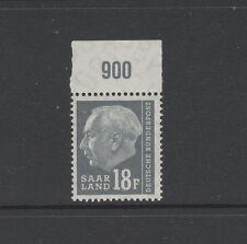 SAAR 1957 18F GREY MINT WITH TAB