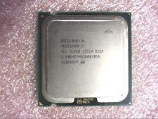 Intel Pentium D 915 CPU SL9KB 2.80GHz 4MB 800MHz LGA775 Presler Dual-Core C