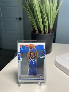 2020-21 Donruss Optic Tyrese Maxey Rated Rookie #171 76ers RC