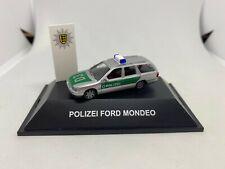 AWM 1:87 Ford Mondeo Polizei Limitée Edition
