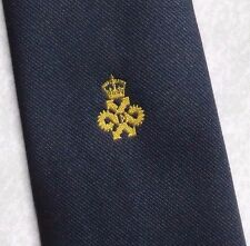 QUEEN'S AWARD EXPORT LOGO TIE VINTAGE CLUB ASSOCIATION 1970s 1980s BY TOOTAL