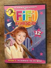 les av extraordinaires de fifi brindacier DVD série volume 12  (1969)