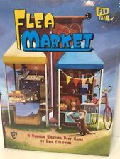Dice Game - Flea Market - Family Fun Board Game, Bargain Hunting Made In USA