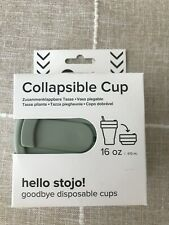 New listing Stojo Collapsible Travel Cup Nib - Be Kind Ellen Fall 2020 Box
