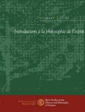 Introduction À la Philosophie de L'Esprit by Michael Esfeld (2011, Paperback)