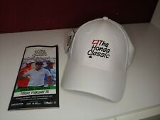 2020 PGA National The Honda Classic Golf Hat White Baseball Cap NEW w Tags