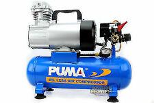 Puma PD1006 12-Volt 3/4-HP 1.5-Gallon 50Ah Continuous Duty Air Compressor