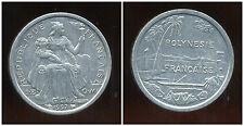 POLYNESIE francaise 1 franc 1997