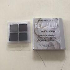 NIB Coastal Scents Revealed Smoky Eyeshadow Palette Sampler Ipsy Boxycharm
