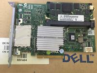Dell Perc H800 1GB  Raid Controller Card 85KJG VVGYD MD1200 MD1220 GC9R0+Battery