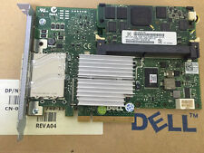 Dell Perc H800 1GB  Raid Controller Card 85KJG VVGYD MD1200 MD1220 GC9R0+Battery