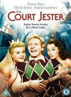 The Court Jester (Danny Kaye, Glynis Johns, Basil Rathbone) New Region 4 DVD