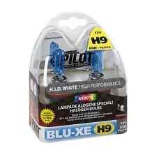 Lampada Alogena Blu-Xe H9 12V 65W PGJ19-5 2PZ Scatola Plast. COD. 57952