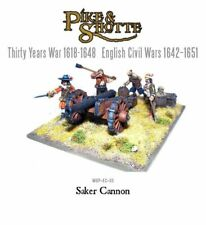 Warlord Games Pike & Shotte SAKER CANNON & CREW 28mm