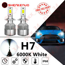 Ford Focus MK1 1.6 501 W5W 4-LED Xenon White Side Lights Upgrade Bulbs XE4