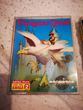 Commodore Amiga Game - Dungeon Quest - Astra Pack 2
