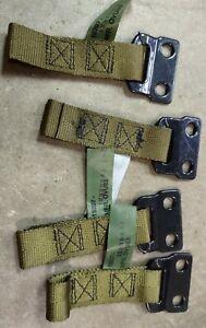 Set of 4 Door Limit Straps HMMWV M998 m1123 m1152 NEW OEM