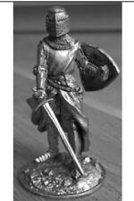 PIOMBO SOLDATO PIOMBO giocattolo, Cavaliere germanica, non verniciata, fatti a mano, COLLEZIONISMO, dettagliata