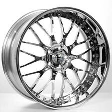 """4ea 19"""" Staggered AC Forged Wheels Rims 313 CH 3 pcs (S2)"""