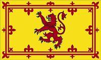 SCOTLAND RAMPANT LION SCOTTISH IRON ON T SHIRT TRANSFER