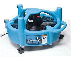 Model F377 Studebaker AirPath Carpet Dryer Fan Blower Air Mover