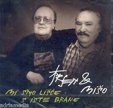 ARSEN DEDIC & MISO KOVAC CD Mi smo lisce s iste grane 2013 Instrumental Mate Hit